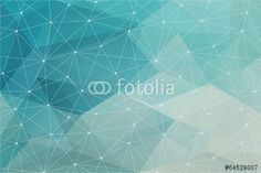 Wektor: abstract polygonal background, vector