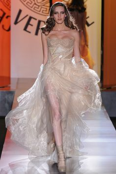 Atelier Versace Fall 2012 Couture - Collection - Gallery - Style.com