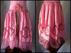 Vintge Art Deco Silk Robe de Style Dress C 1925 as Is | eBay