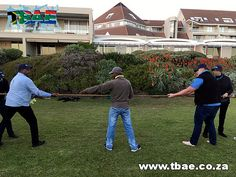 Tagtron Solutions Communication Outcome Based team building event in Cape Town, facilitated and coordinated by TBAE Team Building and Events