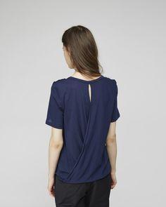Maison Martin Margiela Line 4 / Keyhole Back T-Shirt
