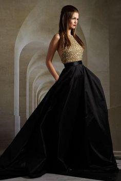 Recuerda que cualquier vestido de noche puede ser tu vestido de novia ¡Y serás única! - Romona Keveza Collection