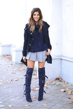 30 Best Street Style Outfits To Copy This Winter - Fashion Hombre Cute Fashion, Fashion Pants, Fashion Outfits, Womens Fashion, Fashion Trends, Fashion Inspiration, Chic Outfits, Trendy Outfits, Fall Outfits