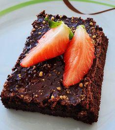 """Páči sa mi to: 5, komentáre: 0 – Božské sladké (@bozskesladke) na Instagrame: """"Cviklove brownies 🍫 vynikajúce čokoládové mlsanie z červenej repy #brownies #cviklovebrownie…"""" Desserts, Instagram, Food, Tailgate Desserts, Postres, Deserts, Essen, Dessert, Yemek"""