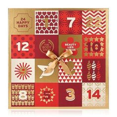 Countdown to Christmas in style in Check The Body Shop Christmas advent calendars and grab one today - in store or online. The Body Shop, Body Shop Christmas, New Year Packages, Beauty Advent Calendar, Advent Calendars, High End Makeup Brands, Diy Presents, Soap Packaging, Cruelty Free Makeup