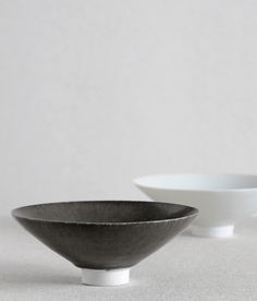 Naotsugu Yoshida. Porcelain chawan. Analogue Life/Japanese Design & Artisan made Housewares.