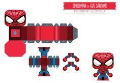 decoupage spiderman - Pesquisa Google