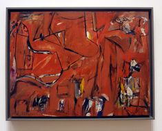 """de kooning paintings famous 