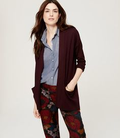 Image of Relaxed Cardigan