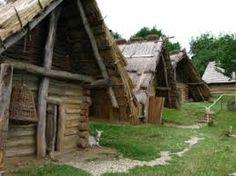 Výsledek obrázku pro archeoskanzen Cabin, House Styles, Wood, Home Decor, Homemade Home Decor, Woodwind Instrument, Timber Wood, Trees, Interior Design