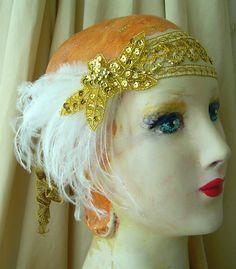 20s headband