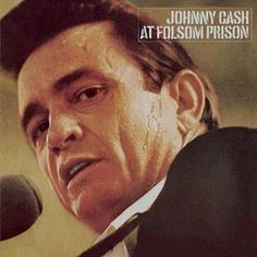 Reposting : Johnny Cash plays two shows for inmates at Folsom Prison in California. Unlike his previous prison concerts, they are recorded and packaged into his acclaimed live album At Folsom Prison. Johnny Cash Prison, Johnny Cash Live, Johnny Cash Albums, Johnny Cash June Carter, Famous Album Covers, Music Album Covers, Music Albums, Janis Joplin, Black Sabbath