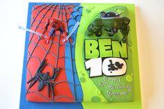 Deborah Hwang Cakes: How to make Ben- 10 Cake