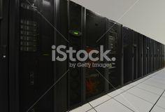 data center Royalty Free Stock Photo