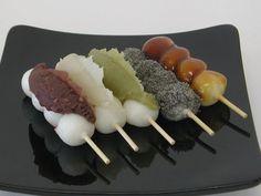 Dango - Japanese Sweets