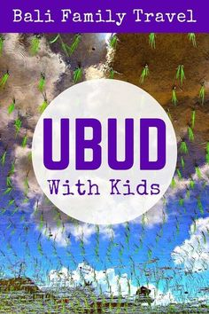 There are heaps of things to do in Ubud with kids. Ubud Bali is safe, fairly simple to navigate, and culturally fascinating. Families can find lots of inexpensive and educational things to do here. These are our Ubud travel tips. Ubud Bali Things to Do Toddler Travel, Travel With Kids, Family Travel, Bali With Kids, Vietnam, Kids Things To Do, Travel Advice, Travel Tips, All Family