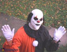 BERSERKO the Killer Clown Costume - 2012 Halloween Costume Contest                                                                                                                                                                                 More