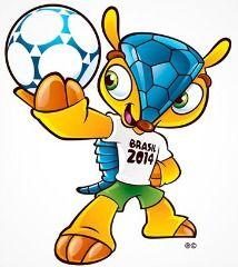 Fuleco, mascota Brasil 2014