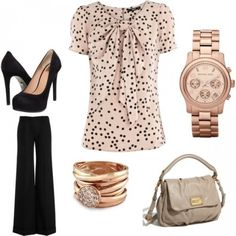 Cute Work Outfits For Women