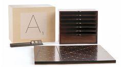 Typographic Scrabble Set... Cool!