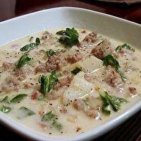 Crock Pot Zuppa Toscana (copycat) by Crock Pot Girl
