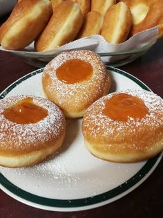 Doughnut, Bakery, Food And Drink, Pizza, Cooking Recipes, Pudding, Sweets, Nutella, Cookies