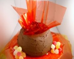 Volcano Birthday Cake | Cakes and Baking Recipes | Best Recipes from babble.com
