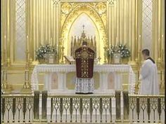 """Roman Catholic Mass explained--- If you've ever wondered what Catholics mean by """"Mass""""."""