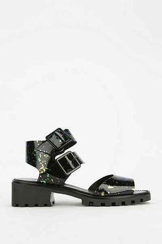 Miista Patti Double-Buckle Sandal - Urban Outfitters
