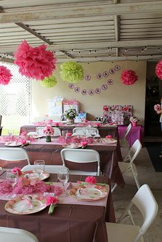 103 Best Pink And Brown Baby Shower Images