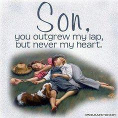 I love my son!!!