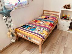 Il sonno dei bambini: dalla Next to Me al Lettino Montessori Toddler Bed, Furniture, Home Decor, Child Bed, Decoration Home, Room Decor, Home Furnishings, Home Interior Design, Home Decoration