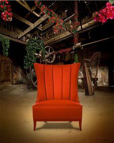 Munna Design Unveils 3 More Gorgeous Armchairs - Style Estate -