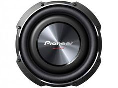 """Subwoofer Pioneer 10"""" 1200W RMS 4ohms - TS-SW2502S4"""