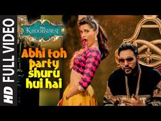 So fun! 'Abhi Toh Party Shuru Hui Hai' FULL VIDEO Song - YouTube