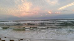 Beach in evening Destin, FL