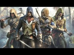 Assassin's Creed Unity 101 Trailer | Entertainment Buddha