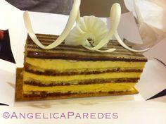 Opera Cake from Crimson Resort