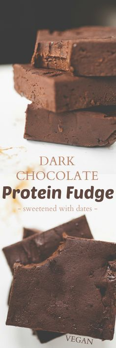 This delicious, rich fudge is full of protein thanks to a little help from good ol' black beans and peanut butter, and is sweetened with dates! No added sugar, maple syrup, or agave nectar here, folks. You won't believe how incredible this fudge is. It's a new staple snack/dessert in our home and the perfect thing to grab for a healthy breakfast on the go. Best yet, it's ready in 35 minutes. Adapted from Peachy Plate.