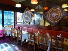 Bollywood style restaurant in the Melbourne CBD