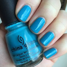 China Glaze Up and Away – Flyin' High