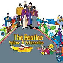 Image result for yellow submarine