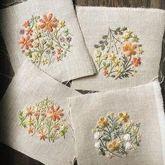 Este posibil ca imaginea să conţină: floare Beginning Embroidery, Hand Embroidery Videos, Hungarian Embroidery, Brazilian Embroidery, Hand Embroidery Stitches, Free Machine Embroidery Designs, Embroidery Art, Cross Stitch Embroidery, Cushion Embroidery