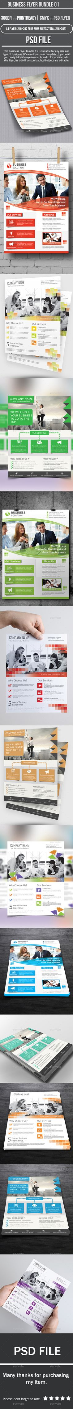 Business Flyer Bundle 01