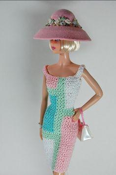 #crochet #barbies forestdweller54 Flickr 46.25.6 qw