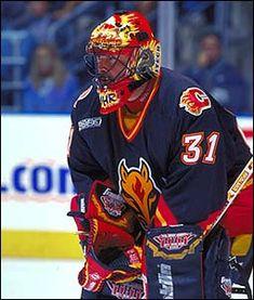 Ice Hockey Rink, Ice Hockey Teams, Hockey Goalie, Goalie Mask, Detroit Red Wings, World Of Sports, Calgary, Nhl, Masks