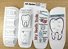 teeth, tooth, dental health, tooth book, science teeth, first grade tooth book, kindergarten tooth, dental health second,
