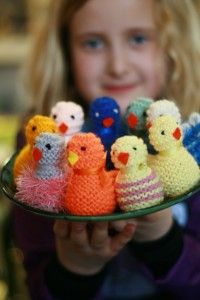 Low Sizergh Barn will this week throw a thank you party for Mrs Chadwick, who has knitted Easter chicks to sell in aid of CancerCare in the farm shop for many years. After Mrs Chadwick announced her retirement from the amazing feat, Low Sizergh Barn discovered that she has raised an unbelievable £11,000 for the charity. She certainly deserves that tea party, and the largest slice of cake.