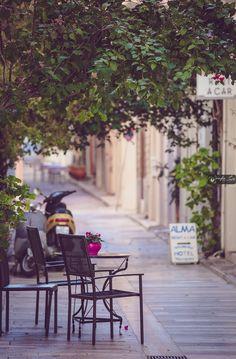 Old Nafplio, Greece