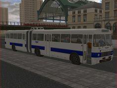 Gelenkbus Ikarus 180